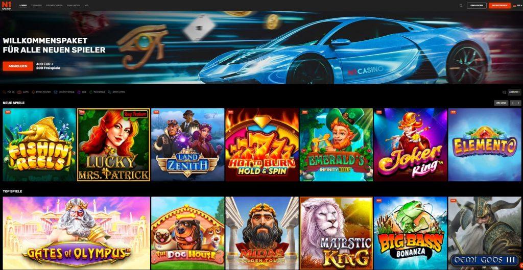 N1 Casino Prewiew